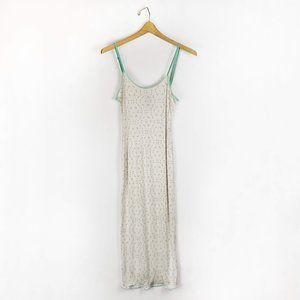 Rozae Nichols 100% silk long slip stars small